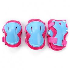 Protector set METEOR ULTRA pink-blue 22703-22705