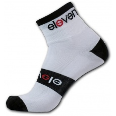 ponožky ELEVEN Howa PREMIUM veľ. 8-10 (L) biele / čierne