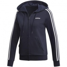 Adidas Essentials 3S FZ HD W DU0656 sweatshirt