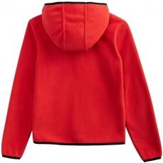 4F Jr HJL20 JPLM001A 62S fleece jacket