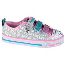 Skechers Twinkle Lite Jr 20062L-SMLT Shoes