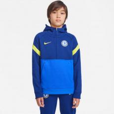 Chelsea FC Soccer Hoodie Jr CW0672 492