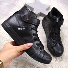 Big Star W V274542F black shoes