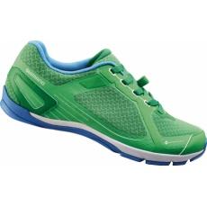 boty Shimano SH-CT41G zelené