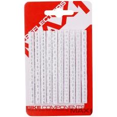 bezpečnostné odrazky na drôty max1 šeku-Clip strieborné