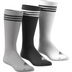 Adidas 3-Stripes Knee Half Cushioned 3pack AY6440 socks