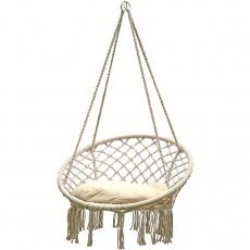 Hammock with openwork hanging armchair