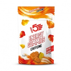 Energy Gummies Caffeine 26g Tropické ovoce