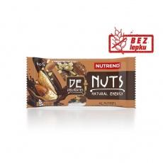 tyčinka Nutrend DeNuts mandle v horkej čokoláde 40g
