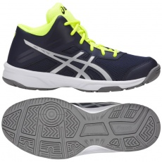 Asics Gel Tactic MT GS Jr C732Y-400-400 volleyball shoes
