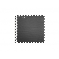 karimatka Spokey SCRAB na cvičení 1,0 cm černá
