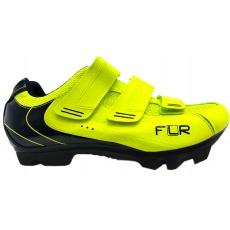 boty FLR F-55 neon žluté