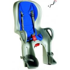 sedačka zadní OK BABY 10+ střibrná
