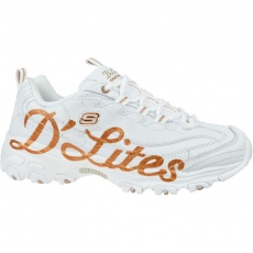 Skechers D'Lites Glitzy City W 13165-WTRG shoes
