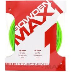 bowden max1 4 mm fluo zelená balenie 3 m