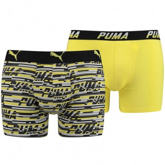 Puma Logo Aop M 907596 02 boxer shorts