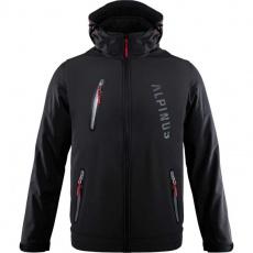 Denali softshell jacket black M
