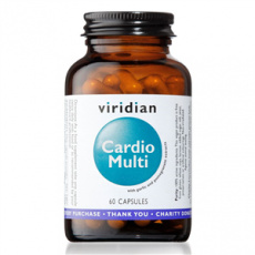 Cardio Multi 60 kapslí (Multivitamín pre kardiovaskulárny systém)