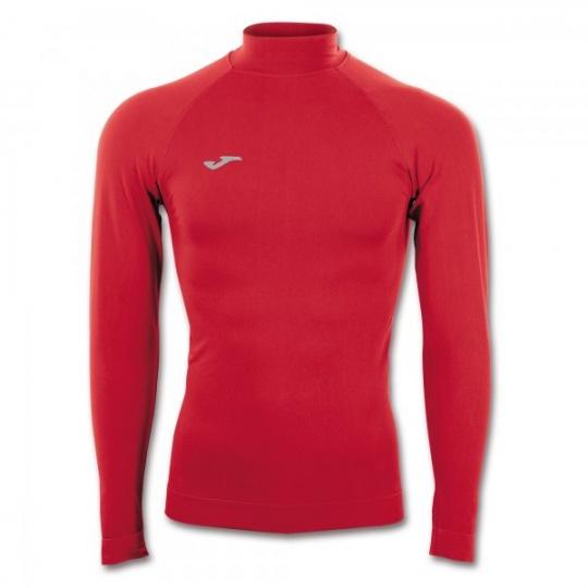 BRAMA CLASSIC SEAMLESS T-SHIRT RED L/S