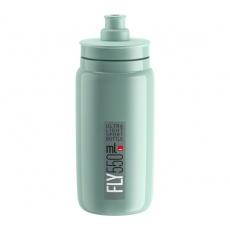 fľaša ELITE FLY 20 zelená / sivé logo 550 ml