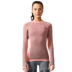 T-Shirt adidas Seamless LS W BR6396