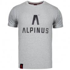 Alpinus Classic gray T-shirt M ALP20TC0008