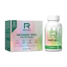 Nexgen® PRO 90 kapsúl + Omega 3 90 kapsúl ZADARMO