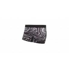 nohavičky dámske SENSOR COOLMAX IMPRESS s nohavičkou čierne / sea