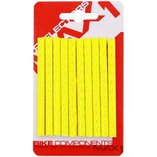 bezpečnostné odrazky na drôty max1 šeku-Clip žlté
