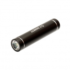 Powerbank 2600mAh micro USB / Lightning black