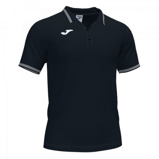 CAMPUS III POLO BLACK S/S