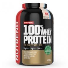 100% Whey Protein 2,25 kg NEW biela čokoláda kokos + Šejker ZADARMO