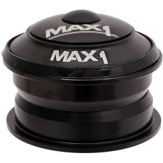 """semi-integrované hlavové zloženie max1 ložiskové 1 1/8 """"čierne"""