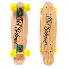 Meteor Old School 24290 skateboard