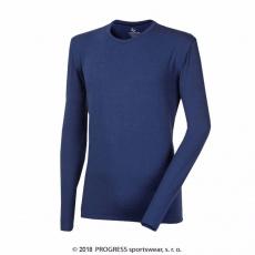 Progress OS VANDAL pánske tričko s dl. rukávom s bambusom