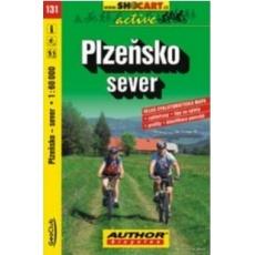 mapa cyklo Plzeňsko sever, 131