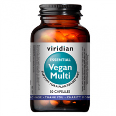 Vegan Multi 30 kapsúl (Multivitamín pre vegánov)