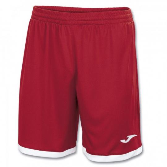SHORT TOLEDO RED-WHITE