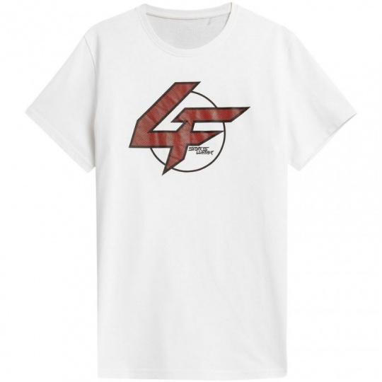T-shirt 4F M H4Z21 TSM022 10S