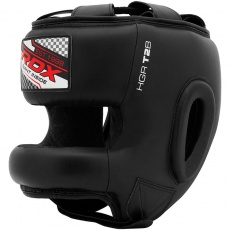Boxerská helma RDX T2 Head Guard with Nose Protection Bar