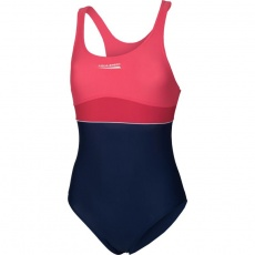 Aqua-Speed EMILY Junior swimsuit navy-pink