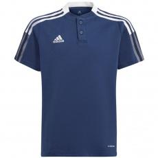 Adidas Tiro 21 Polo Shirt Jr GK9673