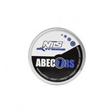 Nils Extreme Fialová CARBON bearings 8 pcs. ABEC-7 RS
