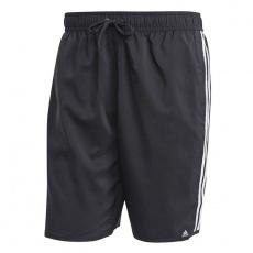 Adidas Classic Length 3 Stripes Swim Short M GQ1103