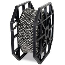 reťaz KMC X-9.73 šedo / šedý dielenské balenie 50m + 40 spojok
