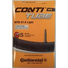 duša Continental MTB Light 27.5 (47-584 / 60-584) FV / 42mm