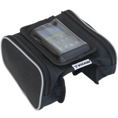 Bicycle shoulder bag with a phone case Vizari k-076 2068695
