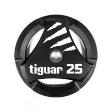 Olympic plate tiguar PU 25 kg TI-WTPU02500