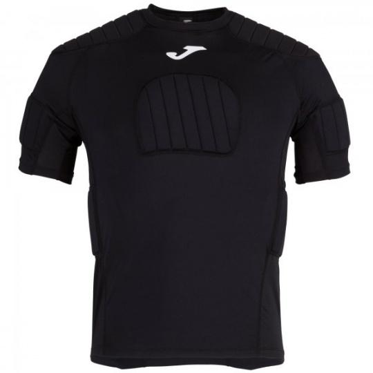 T-SHIRT PROTEC RUGBT BLACK S/S