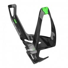 košík ELITE Cannibal XC, čierny / zelený